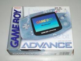 game boy advance box