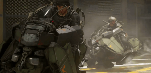 "<p><span style=""font-family: arial,helvetica,sans-serif; font-size: 12pt;"">Admit it, when Call of Duty: Advanced Warfare was announced you too though it looked a bit familiar. By that we mean it bore a resemblance to Respawn's Titanfall.</span></p> <p><span style=""font-family: arial,helvetica,sans-serif; font-size: 12pt;"">It's not hard to see the similarities, both set in the </span>…</p>"