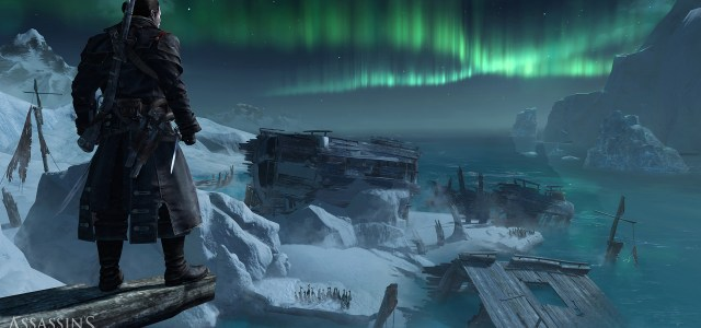 """<div class='at-above-post-homepage addthis-toolbox' data-title='Assassin's Creed: Rogue Review (PS3, Xbox 360)' data-url='http://www.thegamescabin.com/assassins-creed-rogue-review-ps3-xbox-360/'></div><div class='at-above-post-homepage-recommended addthis-toolbox' data-title='Assassin's Creed: Rogue Review (PS3, Xbox 360)' data-url='http://www.thegamescabin.com/assassins-creed-rogue-review-ps3-xbox-360/'></div><p><span style=""""font-family: arial,helvetica,sans-serif; font-size: 12pt;"""">This year Ubisoft has graced us with not one, but two Assassin's Creed games, one of which is the subject of this review, the other being Assassin's Creed: Unity.</span></p> <p><span style=""""font-family: arial,helvetica,sans-serif; font-size: 12pt;"""">It seemed a strange move by Ubisoft to release two games </span>…</p>"""