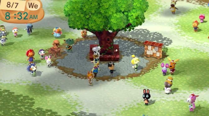 News: Animal Crossing Plaza Being Pulled From Wii U From December 22nd
