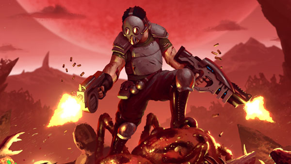 News: Critically Acclaimed RPG 'Crimsonland' Rated For PlayStation 3