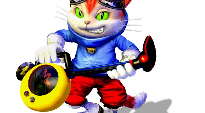 News: Microsoft Drops Trademark For Xbox Exclusive Game 'Blinx'