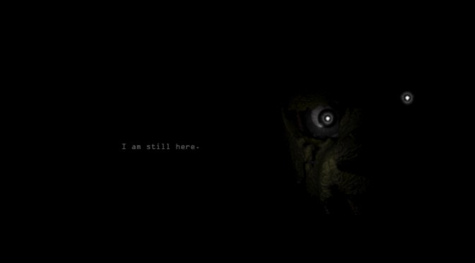News: Five Nights at Freddy's 3 Gets A Teaser Website Update