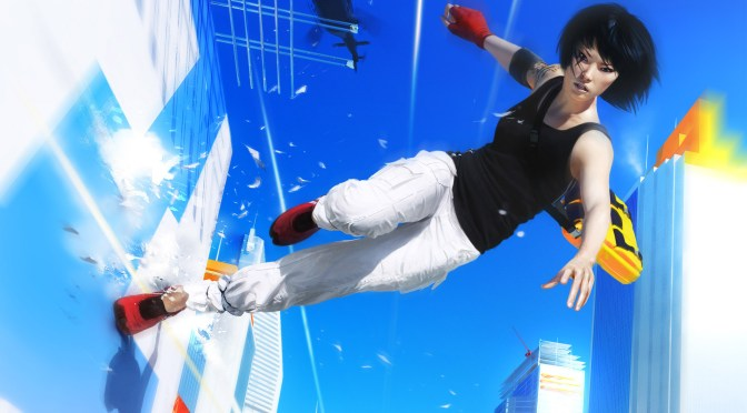 Rumour: Microsoft Lists Mirror's Edge Reboot For 2015 Release