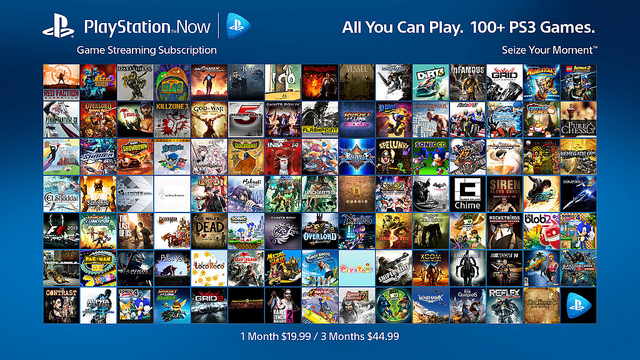 News: PlayStation Now Subscription Details Released; Pricing & Games Included