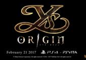 Playstation Experience 2016: Ys Origin trailer