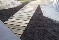 DIY Garden Paths And Backyard Walkway Ideas