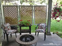 Outdoor privacy screens | New Home Inspiration | Pinterest ...