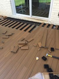 9 DIY Cool & Creative Patio Flooring Ideas | The Garden Glove
