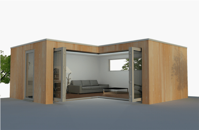 New Garden Office Designs by Studioni The Garden Room Guide