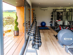 Home gym buildings by Swift Garden Rooms-3