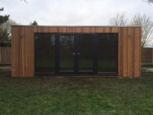 6m x 3.5m Garden Office by Sanctum Garden Studios-4