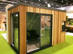 GRL Garden Room Living at Grand Designs Live