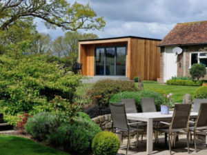 Harrison James garden rooms