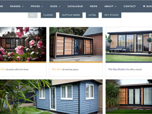 Smart Garden Offices Case Studies and Gallery