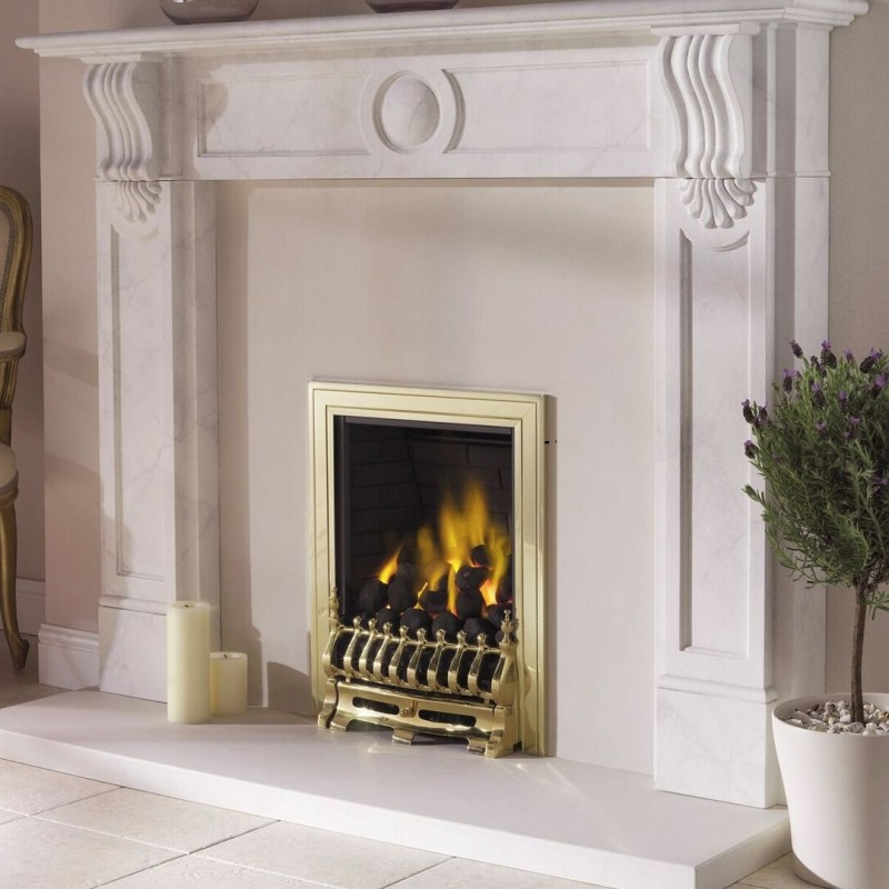 Gas Fire Tgc13031 Pf High Efficiency Open Fronted Power