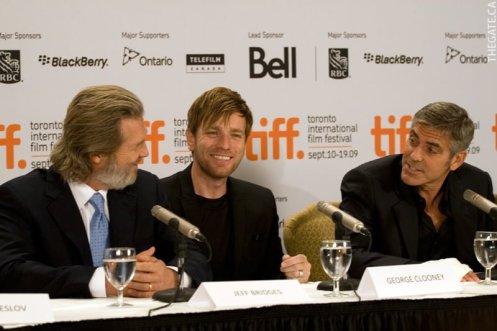 Jeff Bridges, Ewan McGregor, and George Clooney