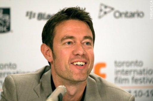 Writer Peter Straughan