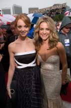 Jayma Mays and Jessalyn Gilsig