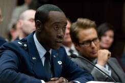 Don Cheadle as Lt. Col. James Rhodes