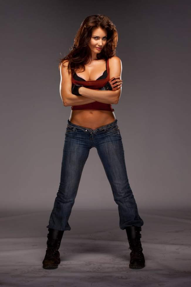 Tanit Phoenix from Death Race 2