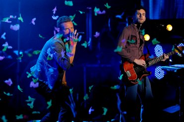 Chris Martin and Coldplay
