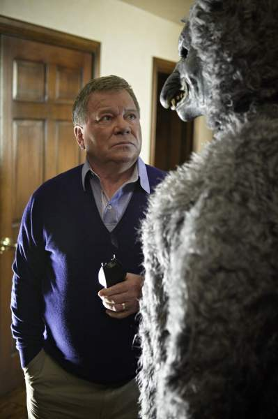William Shatner's Weird or What?
