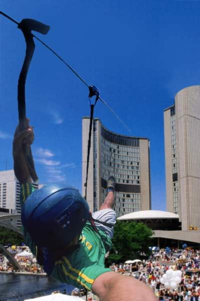 Toronto Zipline