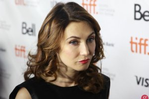 Carice van Houten for The Fifth Estate red carpet