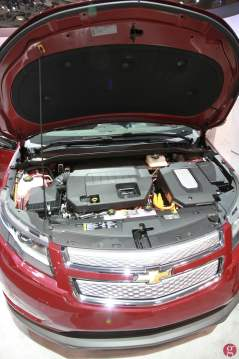 2014 Volt - Engine