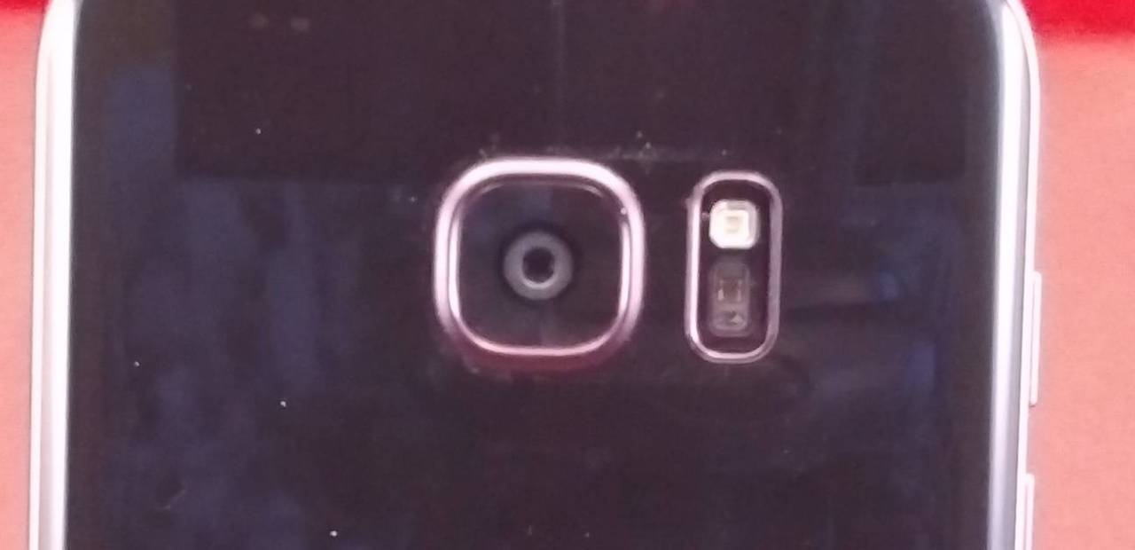Galaxy S7 Edge, camera