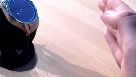 Google Lg Soli Smartwatch Gestures
