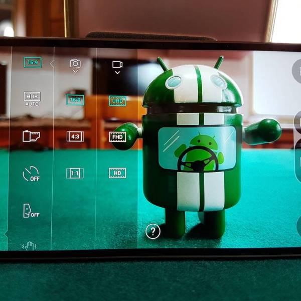 LG G5 Impostazioni Fotocamera