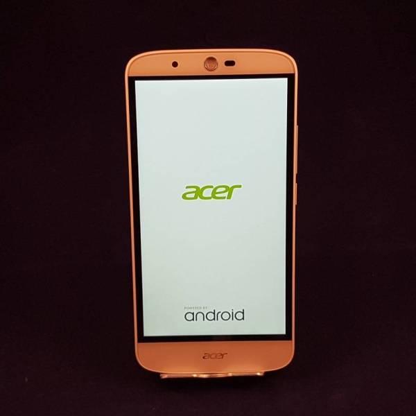 Acer Liquid Zest Plus Display On