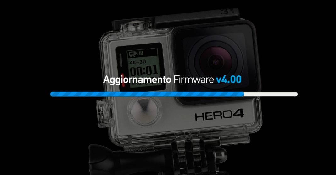 GoPro firmware 4