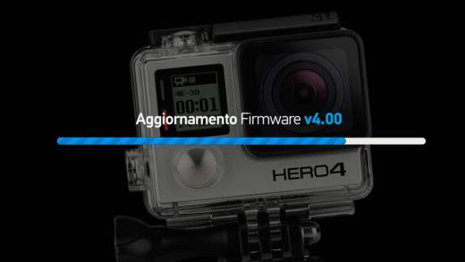 GoPro firmware 4