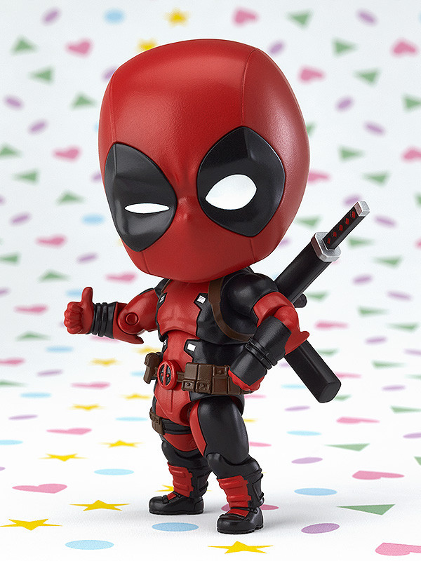 Deadpool Nendoroid figure - Thumbs up