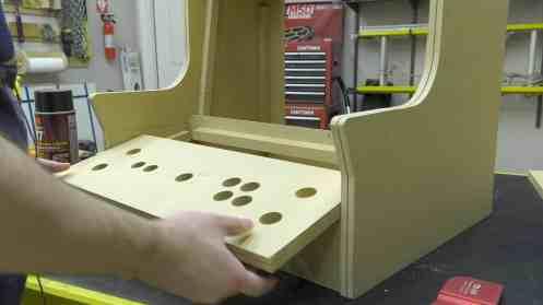 Pacade RetroPie Bartop Arcade Cabinet Build - 0020