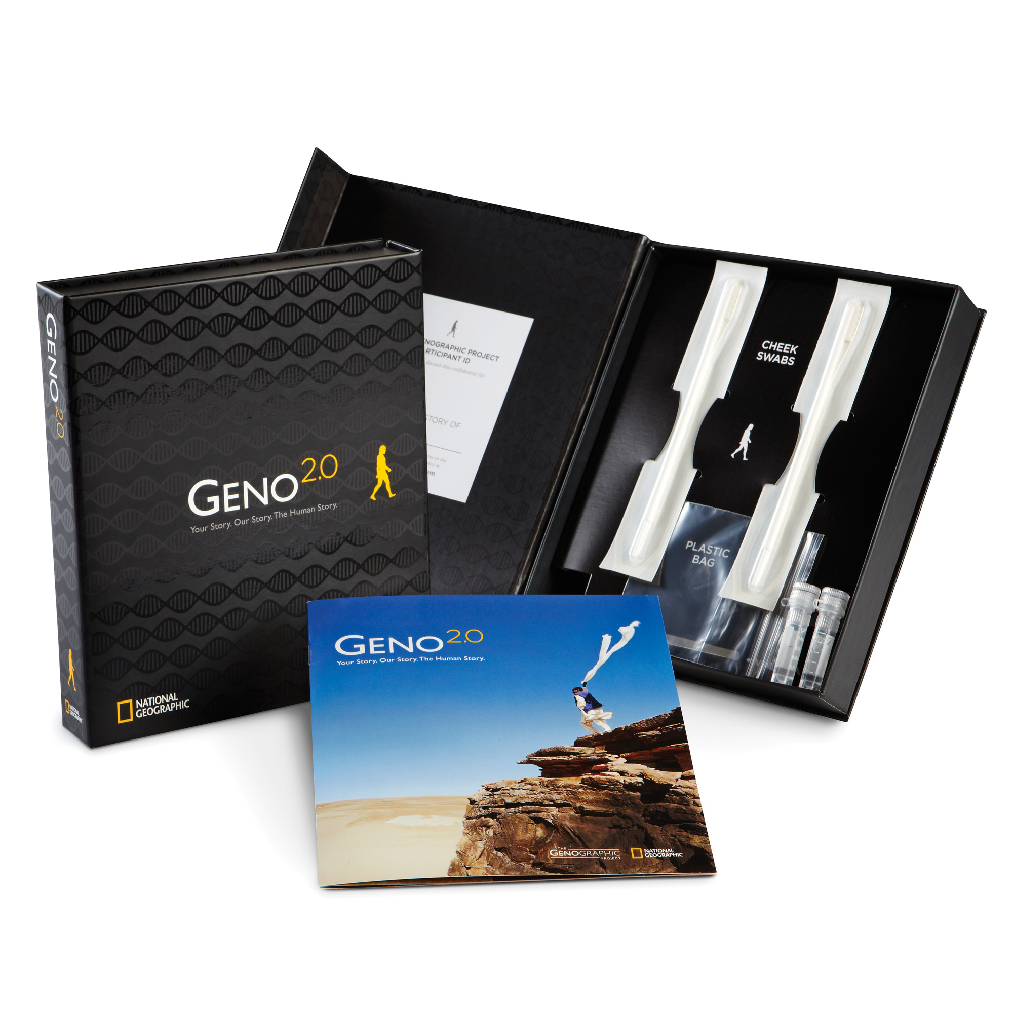 national geographic geno project National geographic genographic 20 citizen scientists can learn more about their genetic makeup and history, helping national geographic researchers in the process.