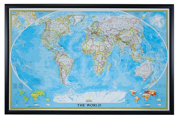 World Travel Map With Pins 7 Ways to Track Your Travels - pins on a map