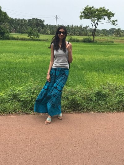 Goa Lookbook 2017 - The Girl At First Avenue | Top Indian ...
