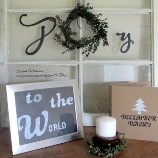 Joy to the World Display