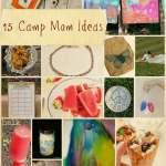 camp mom