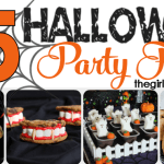Halloween Party Foods Feature