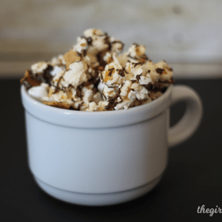 S'mores Popcorn - feature