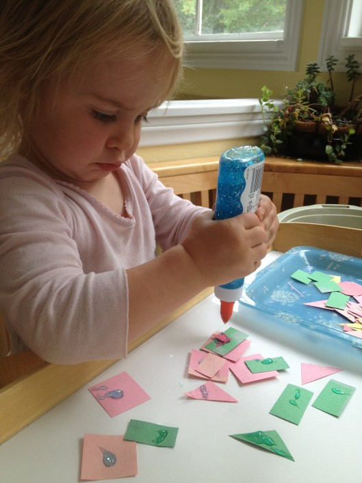 Tot School: Intro to Shapes Unit