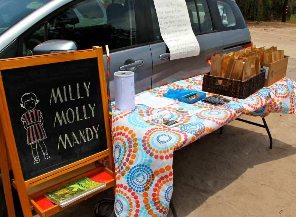 Kids Book Club: Milly Molly Mandy