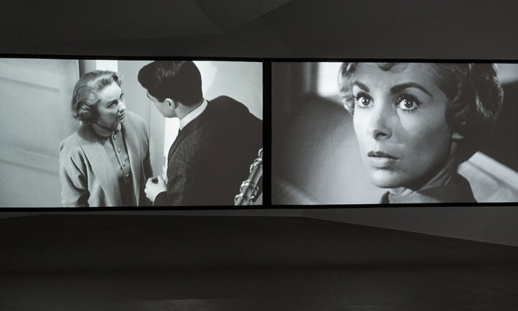 Douglas Gordon exhibition at the Gagosian, NYC