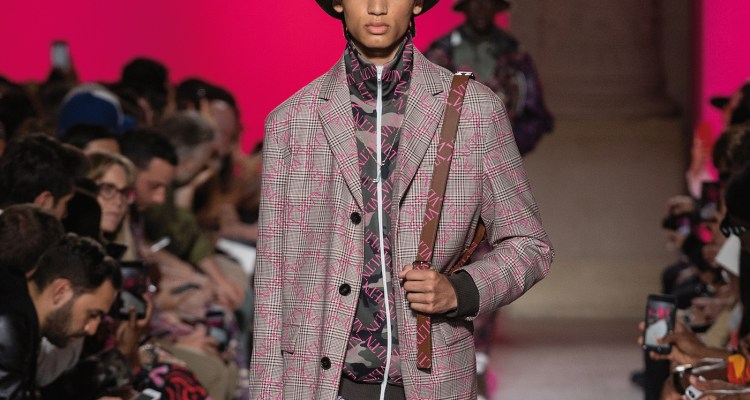 PFWM SS19 Valentino - Featured Image