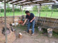 Roman Glassmakers Roman Furnace Project Page 14